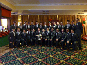 Mayo Minors - Citywest Hotel Banquet